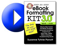eBook Formatting Kit Videos
