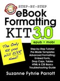 DIY eBook Formatting Kit for Kindle and EPUB