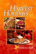 eBook Template & Book Cover Template: Cookbook Harvest Holidays