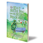 """Billy Beetle Bug and his Beetle Bug Board"" by Sumi Fyhrie"