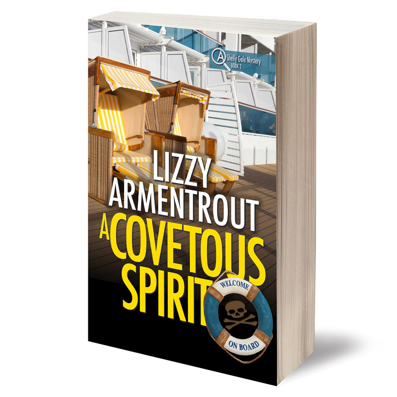 A Covetous Spirit by Lizzy Armentrout