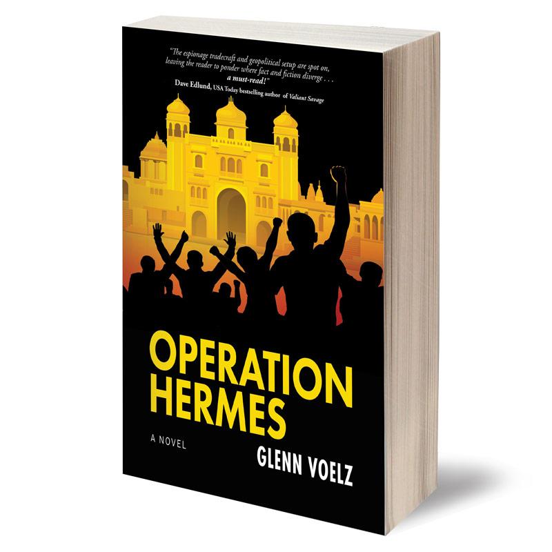 Operation Hermes by Glenn Voelz