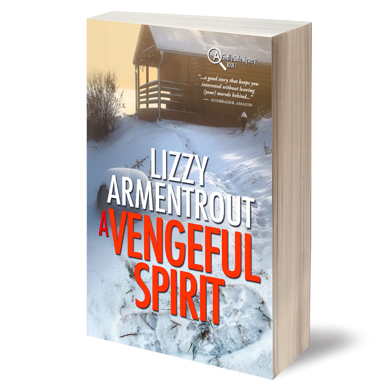 A Vengeful Spirit by Lizzy Armentrout